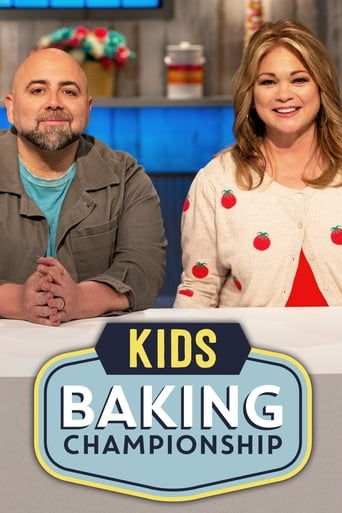 Poster of Kids Baking Championship