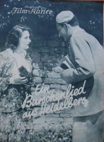 Ein Burschenlied aus Heidelberg Movie Poster