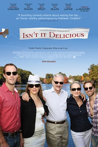 Poster of Isn't It Delicious