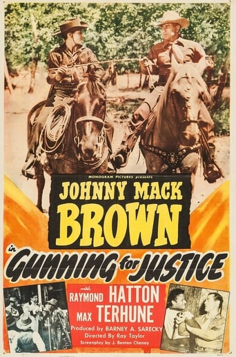 Poster of Gunning for Justice