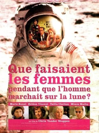 Wo waren wir Frauen als die Männer zu Mond flogen