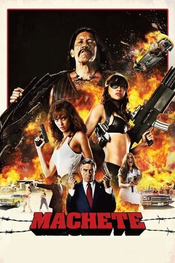 Poster of Machete