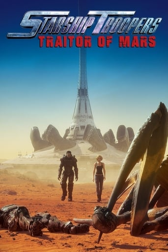 starship troopers traitor of mars 2017