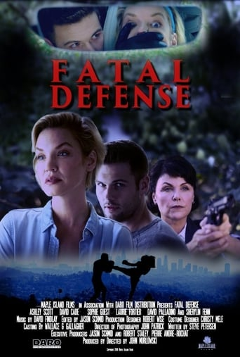 Poster of Fatal Defense