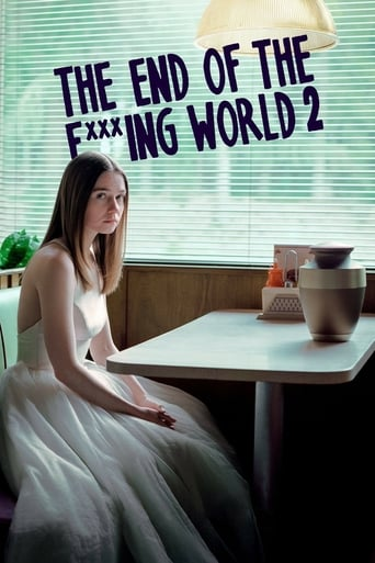 The End of the F***ing World 2ª Temporada - Poster