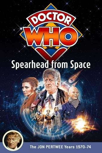 Poster of Doctor Who: Spearhead from Space