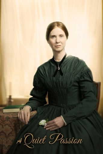 Poster of A Quiet Passion fragman