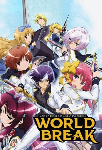 Poster of World Break: Aria of Curse for a Holy Swordsman