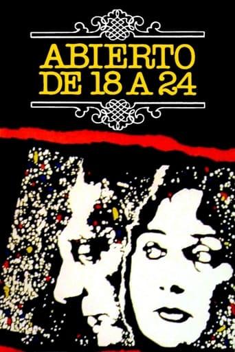 Poster of Abierto de 18 a 24