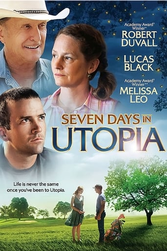 Poster of Seven Days in Utopia fragman