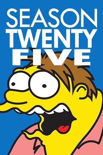 Os Simpsons 25ª Temporada - Poster