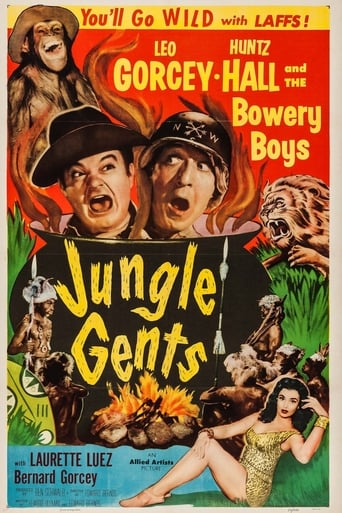 Poster of Jungle Gents