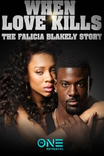 Poster of When Love Kills: The Falicia Blakely Story