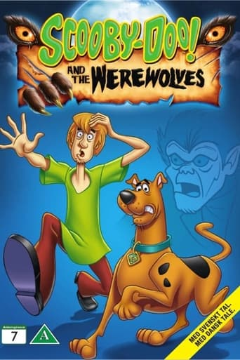 Scooby-Doo! and the Werewolves