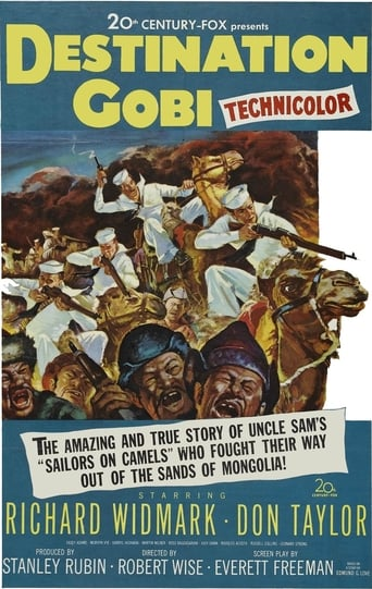 Poster of Destination Gobi