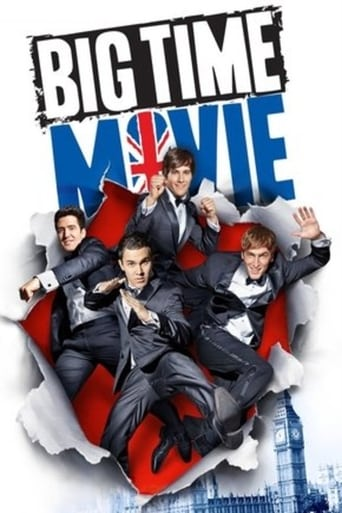 Poster of Big Time Movie