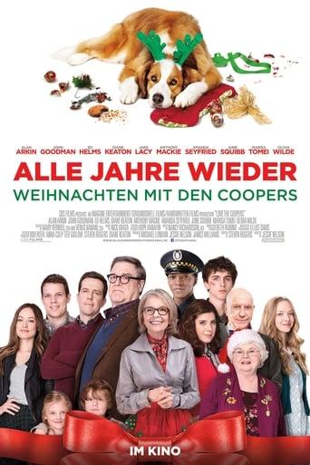 Alle Jahre wieder - Weihnachten mit den Coopers - Komödie / 2015 / ab 0 Jahre
