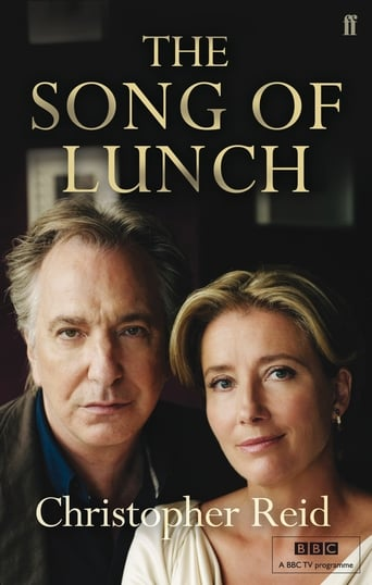 Poster of The Song of Lunch