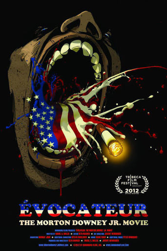 Poster of Evocateur: The Morton Downey Jr. Movie