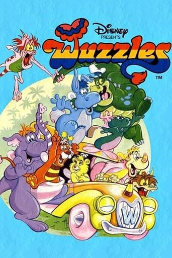Poster of The Wuzzles