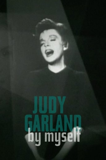 Poster of Judy Garland: By Myself