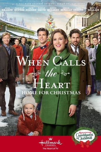 When Calls the Heart: Home for Christmas