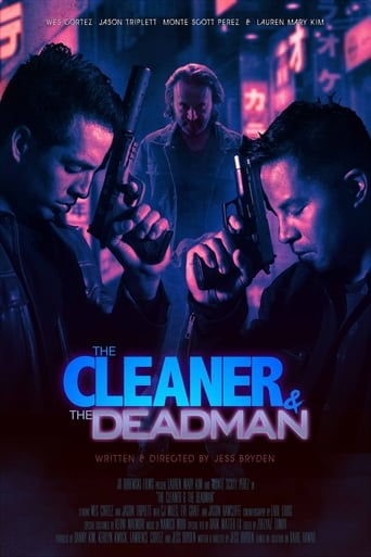 Poster of The Cleaner and the Deadman
