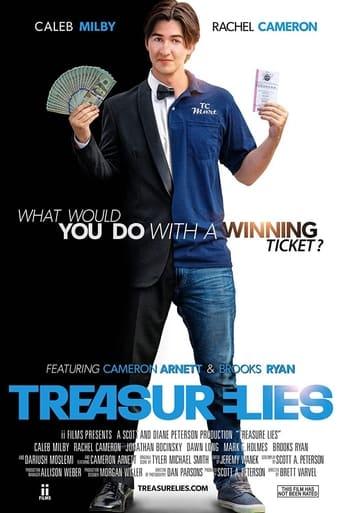 Treasure Lies Poster