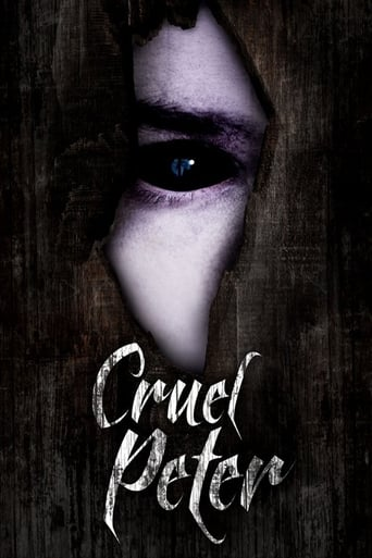Cruel Peter Poster