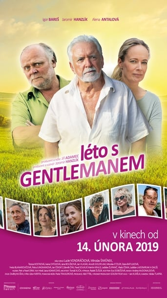 Summer with the gentleman Movie Poster