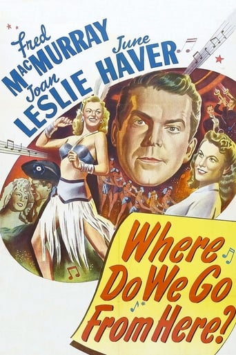 Poster of Where Do We Go from Here?