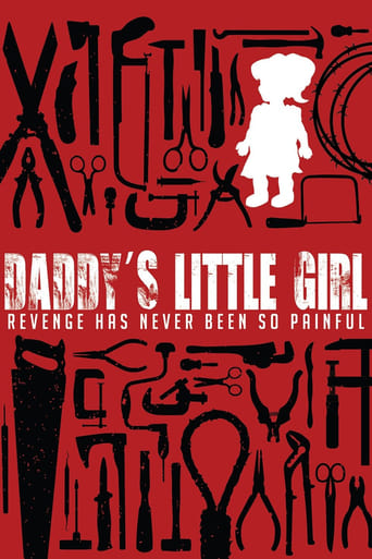 Daddy's Little Girl (2012) - poster