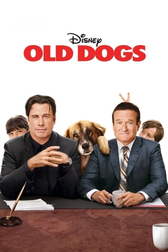 Poster of Old Dogs
