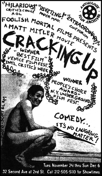 Poster of Cracking Up