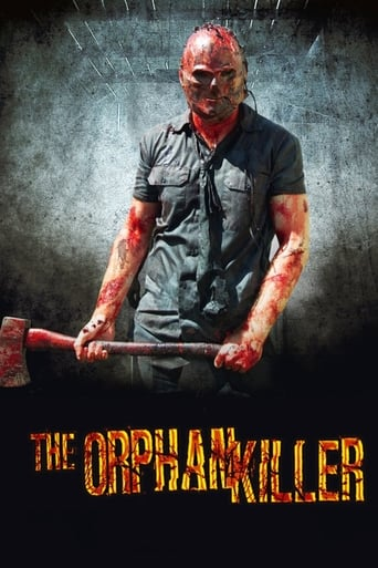 Poster of The Orphan Killer