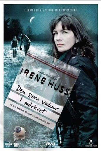 Poster of Irene Huss 7: Den som vakar i mörkret