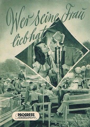 Poster of Wer seine Frau lieb hat