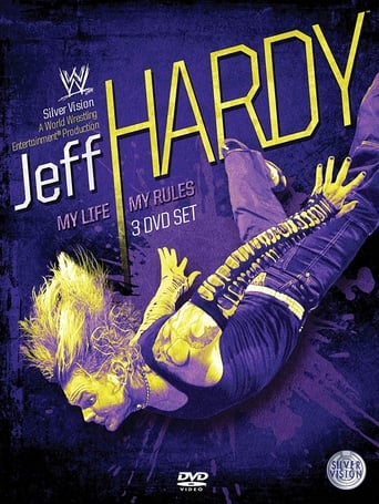 Poster of WWE: Jeff Hardy - My Life, My Rules