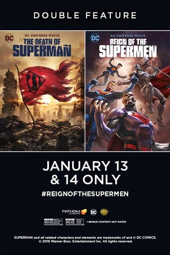 Ver The Death of Superman / Reign of the Supermen Double Feature peliculas online