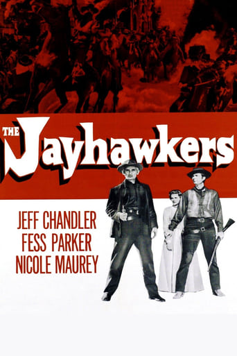 Poster of The Jayhawkers!