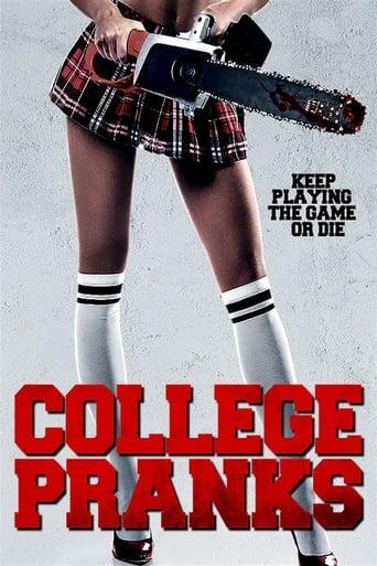 College Pranks Poster