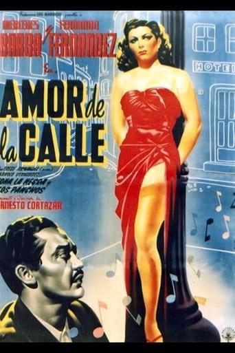 Poster of Amor de la calle