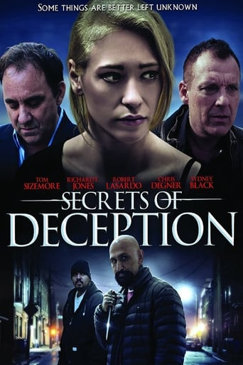 Poster of Secrets of Deception