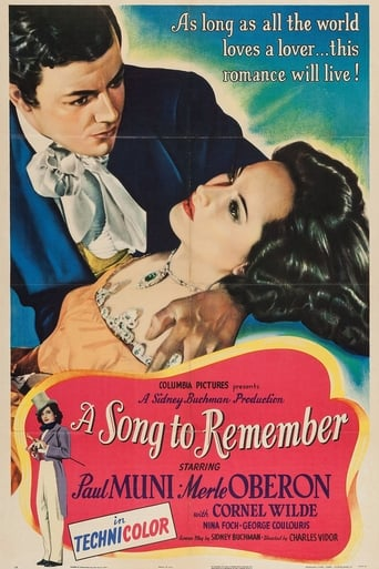 Poster of A Song to Remember