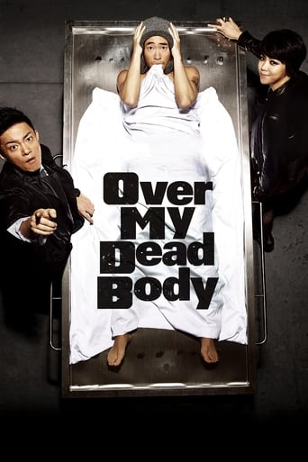 Poster of Over My Dead Body