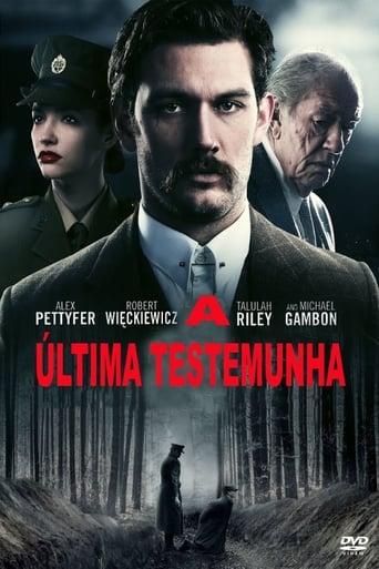 A Última Testemunha - Poster