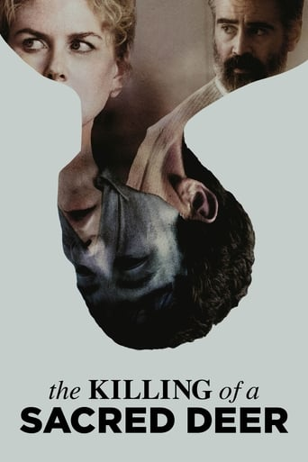 Poster of The Killing of a Sacred Deer fragman