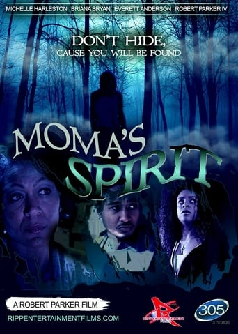 Moma's Spirit poster
