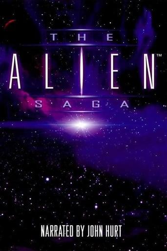 Poster of The Alien Saga