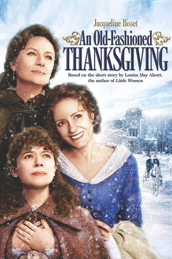 Poster of An Old Fashioned Thanksgiving fragman